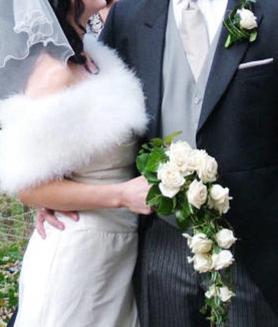Wedding Bouguet ThreeSonsLater.com